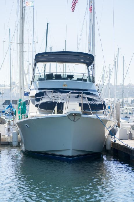 Mikelson Yachts Tollycraft40 Mikelson Yachts