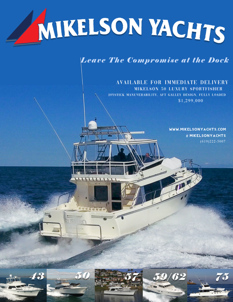 Mikelson Yachts Mikelson Yachts | Luxury Sportfishing Yachts