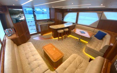 "Mikelson Yachts ""Passport to the Island"""